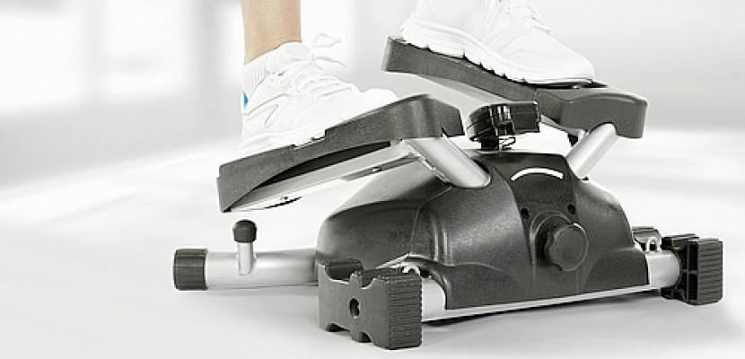 Perte de poids et musculation grâce au stepper